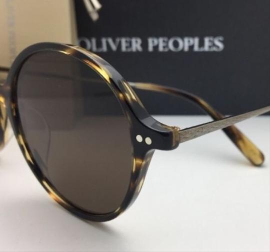 Oliver Peoples New OLIVER PEOPLES Sunglasses CORBY OV 5347SU 100373 51-19 Cocobolo Image 3