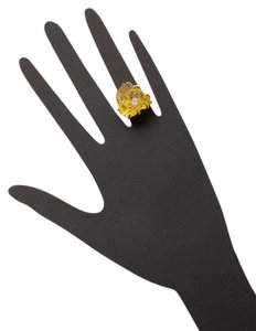 Jamison Indulgems Lemon Quartz Claw Ring