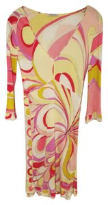 Emilio Pucci Pucci Silk Dress