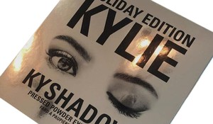 Kylie Cosmetics Kylie Cosmetics Holiday Palette Kyshadow LIMITED EDITION