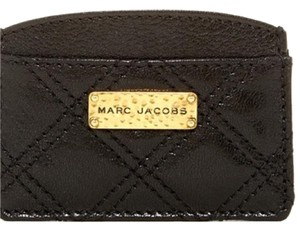 Marc Jacobs Marc Jacobs Quilted Leather Card Case