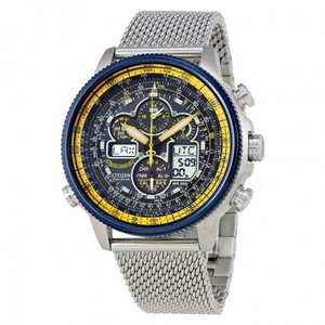 Citizen Citizen Men's Eco-Drive Blue Angels Navihawk A-T Watch jy8031-56L