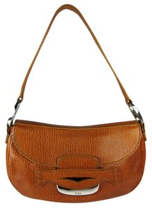 Tod's Brown Leather Shoulder Bag