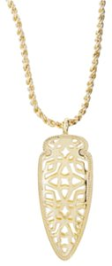 Kendra Scott Sienna Pendant Necklace In Gold