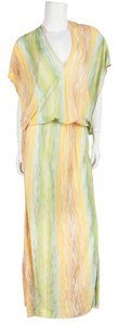 Multi Color Maxi Dress by Missoni