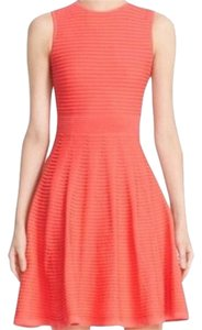 Ted Baker Neon Pink Skater Dress