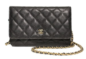 Chanel Wallet On Chain Cross Body Bag