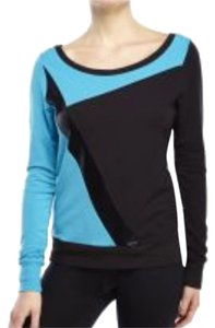 Splits59 Color Block Knit Pullover