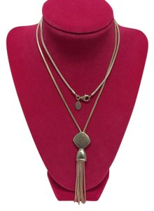 Silpada KNOTTED NECKLACE 2740