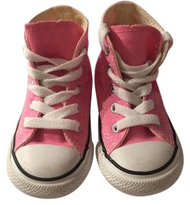 Converse Pink/White Athletic