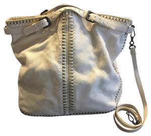 Bottega Veneta Satchel in Ivory / Gold