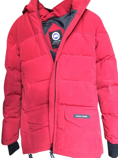Item - Red Solaris Coat Size 4 (S)