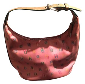 Dooney & Bourke Tote in Pink/Multi