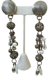 Erickson Beamon ERICKSON BEAMON DANGLE EARRINGS - CRYSTALS, PEARLS, HEARTS & STARS