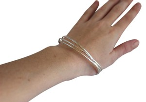 Silpada Silpada Sterling Silver Interface Bangle