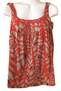 Other Top Orangy red