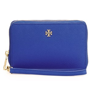 Tory Burch 31149281 Wristlet in Jelly Blue