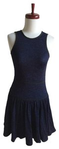 Tibi Sleeveless Cocktail Fit And Flare Lbd Dress
