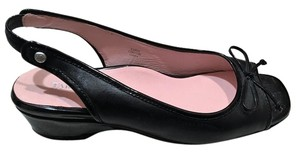 Taryn Rose Slingback Leather black Pumps