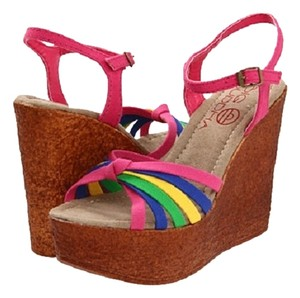 Big Buddha Multi-Color Sandals