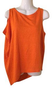 Eileen Fisher Top Orange