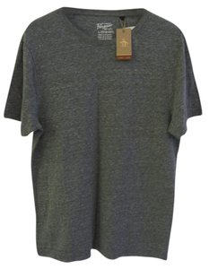 Original Penguin Men's by Munsingwear T Shirt Gray