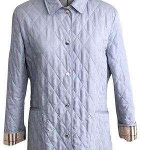 Burberry Light Blue Jacket