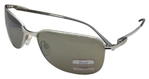 Serengeti SERENGETI PHOTOCHROMIC Sunglasses FLEX AGATA 7582 Silver Frame w/Green