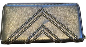 Vince Camuto Vince Camuto Leather Zip Around Wallet