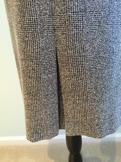 Other Size Small Pencil Size 6 Size 6 Size 6 Pencil Skirt Black/Beige Image 1