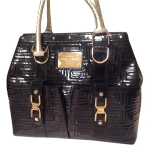 Versace Tote in Black