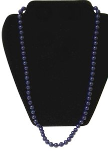 MONET Beautiful Blue Beaded Necklace