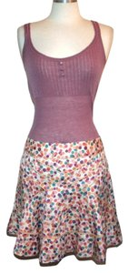 Marc Jacobs Mini Skirt Pink, Off White, Purple, Gold, Teal