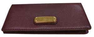 Marc by Marc Jacobs Marc by Marc Jacobs Wallet in Dk Wine NWT $148.00 retail Continental