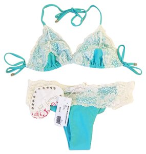 Beach Bunny Beach Bunny swimwear Bikini Set L Top / XS Bottoms