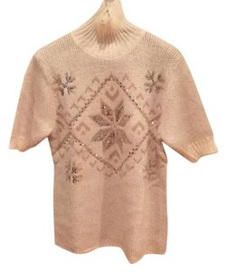 Dolce&Gabbana Holiday Festive Pailletes Soft Sweater