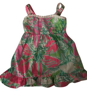 Lilly Pulitzer short dress Multi on Tradesy
