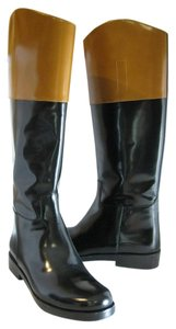 Michael Kors Collection black/ brown Boots