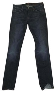 7 For All Mankind Boot Cut Pants Dark wash