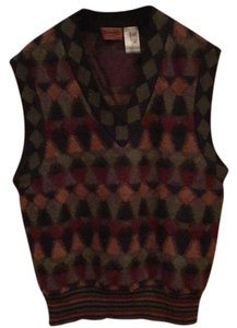 Missoni Geometric Mohair Soft Winter Sweater