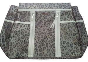 MICHE Magnetic Interchangeable Shell Cover Satchel in leopard