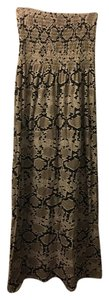 Python Maxi Dress by Threads 4 Thought Maxi Strapless