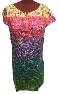 Laundry by Shelli Segal short dress Floral Print on Tradesy