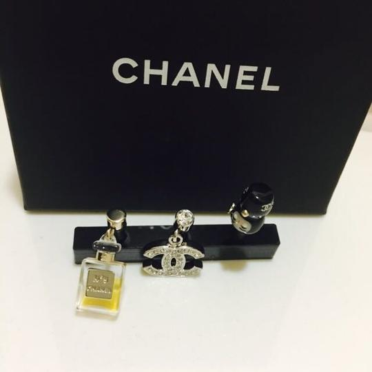 Chanel Chanel Three-Piece Set of Cell Phone Charms Image 3