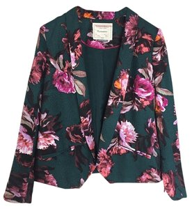 Cartonnier Floral Multi-Color Blazer