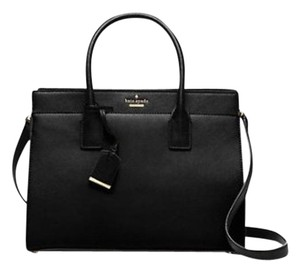 Kate Spade Pxru5931 098689866543 Tote Satchel in Black