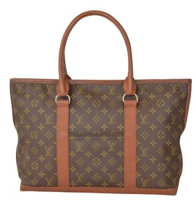 Louis Vuitton Lv Sac Weekend Pm Tote in Brown