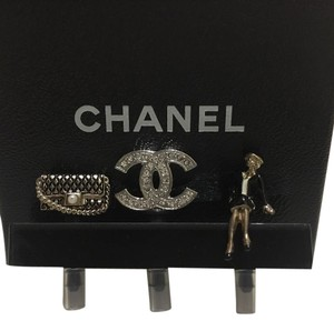 Chanel Chanel Three-Piece Set of Cell Phone Charms
