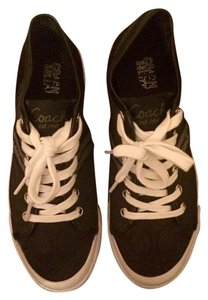 Coach Monogram Sneakers Signature Black Athletic