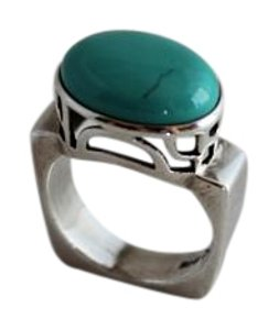 Silpada Silpada Sterling silver and turquoise ring